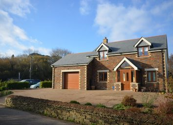 Thumbnail 4 bedroom detached house for sale in Mill Road, Bolingey, Perranporth