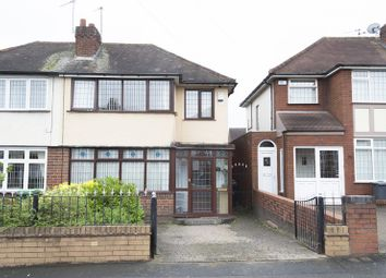 Thumbnail 3 bed semi-detached house to rent in Grafton Road, Oldbury