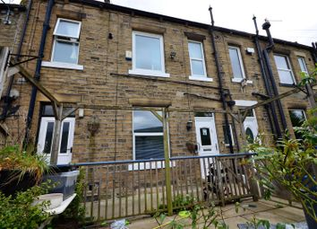Thumbnail 2 bed terraced house for sale in Dale View, Mytholmroyd, Hebden Bridge