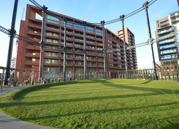 Thumbnail 2 bed flat for sale in Tapestry Townhouse, Canal Reach, Kings Cross, London