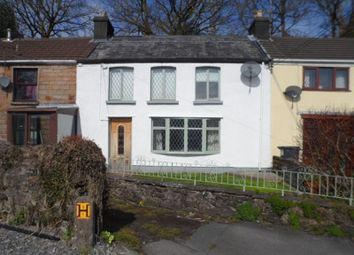 Thumbnail 3 bedroom terraced house for sale in Ystradgynlais, Swansea