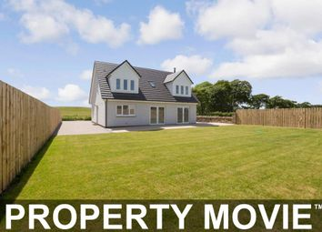 Thumbnail 5 bed detached house for sale in Greenhill Road, Hareshaw, Cleland