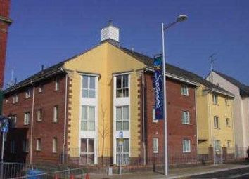 Thumbnail 1 bedroom flat for sale in Flat 8 Station Court, 74A - 78 High Street, Swansea, Swansea