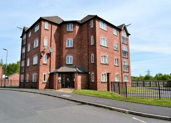Thumbnail 2 bed flat for sale in Kilcoby Avenue, Agecroft Hall, Swinton, Manchester