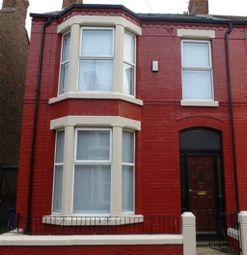 Thumbnail 3 bedroom property to rent in Claremont Road, Wavertree, Liverpool