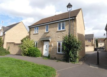 Thumbnail Detached house for sale in Isis Close, Calne