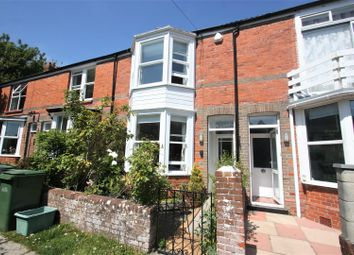Thumbnail 3 bed terraced house for sale in Old Castle Road, Weymouth