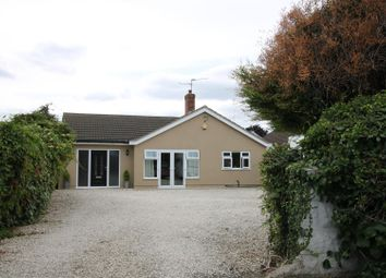 Thumbnail 3 bed detached bungalow for sale in Grantham Road, Bracebridge Heath, Lincoln