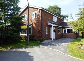 Thumbnail 4 bed detached house for sale in Radbroke Close, Sandbach