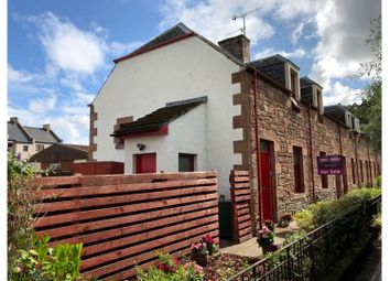 Thumbnail 1 bed end terrace house for sale in Nicols Court, Dingwall