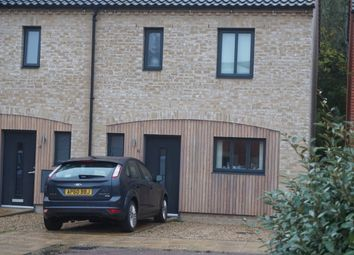 Thumbnail 3 bedroom semi-detached house to rent in The Sidings, Norwich