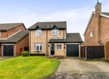 Thumbnail 3 bedroom detached house for sale in Worcester Avenue, Basingstoke