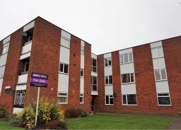 Thumbnail 2 bedroom flat for sale in Porlock Close, Duston