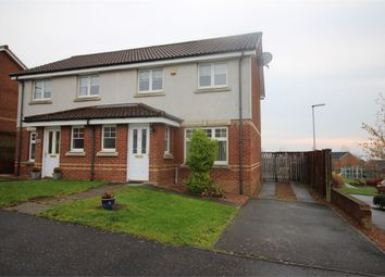 Thumbnail 3 bed semi-detached house for sale in Fleming Drive, Kirkcaldy, Fife