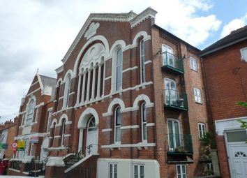 Thumbnail 1 bed flat to rent in St Nicholas Apartments, Leicester