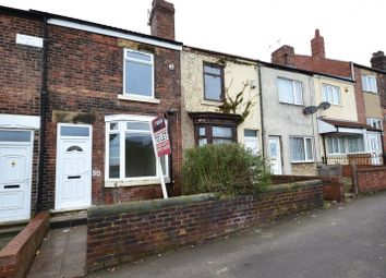 Thumbnail 2 bed terraced house to rent in Highgate Lane, Goldthorpe, Rotherham