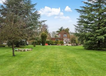 Thumbnail 4 bed detached house for sale in Rowstock, Didcot
