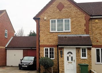 Thumbnail 2 bed semi-detached house to rent in St Michaels Close, Aveley