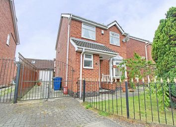 Thumbnail 3 bed detached house for sale in The Meadows, Dunswell, Hull