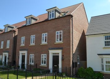 Thumbnail 3 bed semi-detached house for sale in Restfil Way, Newark