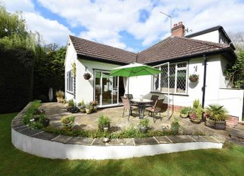 Thumbnail 4 bed detached bungalow for sale in Ash Lane, Burghfield Common, Reading