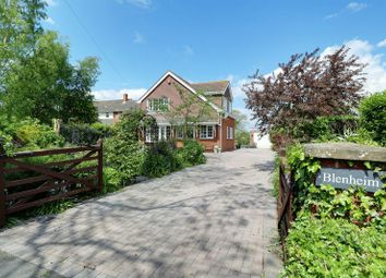 Thumbnail 4 bed detached house for sale in Cadney Road, Howsham, Market Rasen