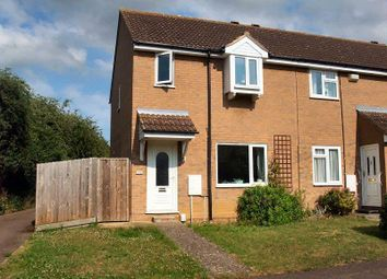 Thumbnail 4 bed terraced house to rent in Waveney Road, St. Ives, Huntingdon
