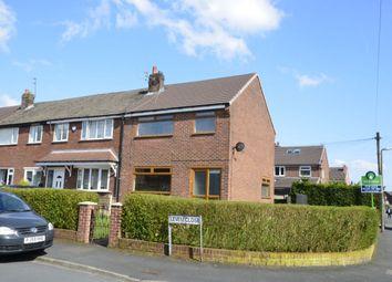 Thumbnail 3 bed semi-detached house for sale in Leven Close, Kearsley, Bolton