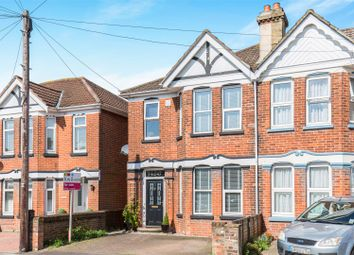 Thumbnail 3 bedroom terraced house for sale in Millais Road, Southampton