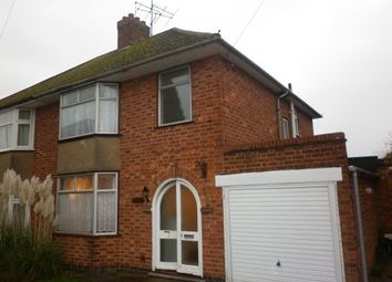 Thumbnail 3 bed property to rent in Winchester Close, Northampton