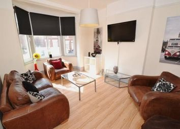 Thumbnail 5 bed detached house to rent in Shrewsbury Road, Nottingham