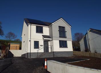 Thumbnail 4 bed detached house for sale in Capel Seion Road, Drefach, Llanelli