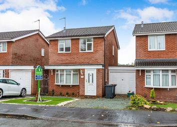 Thumbnail 3 bed detached house for sale in Woodbridge Road, Westbury Park, Newcastle