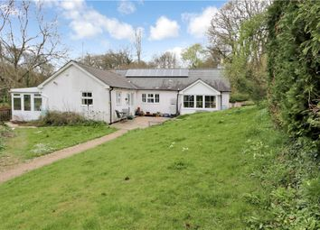 Thumbnail 3 bed bungalow for sale in Doctors Hill, Sherfield English, Romsey, Hampshire