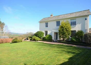 Thumbnail 4 bed semi-detached house for sale in Warnicombe Lane, Warnicombe, Tiverton