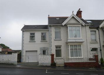 Thumbnail 4 bed end terrace house for sale in Felinfoel Road, Llanelli