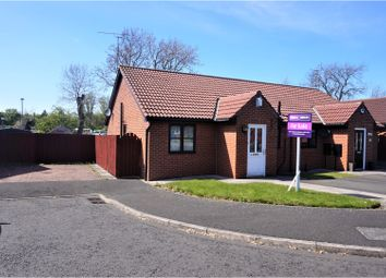 Thumbnail 2 bed bungalow for sale in Wolsingham Court, Cramlington