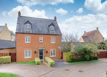 Thumbnail 5 bed detached house for sale in Clitheroe Croft, Kingsmead, Milton Keynes, Buckinghamshire