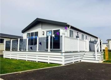 Thumbnail 3 bed lodge for sale in New Quay