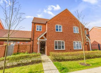 Thumbnail 3 bed semi-detached house for sale in Einstein Walk, Duston, Northampton, Northamptonshire