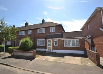 Thumbnail 4 bed end terrace house for sale in Carlton Road, Walton-On-Thames