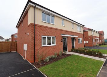 Thumbnail 3 bedroom property for sale in Fourth Avenue, Edwinstowe, Mansfield