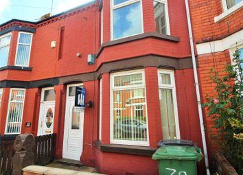 Thumbnail 3 bed terraced house for sale in Highfield Grove, Birkenhead, Merseyside