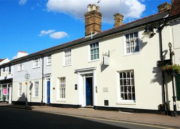 Thumbnail 2 bed flat for sale in 37 Knight Street, Sawbridgeworth, Hertfordshire