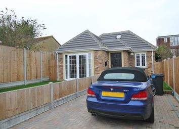 Thumbnail 1 bed detached bungalow to rent in Dekker Close, Romford