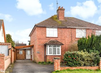 Thumbnail 2 bed semi-detached house for sale in Park Road, Sandhurst, Berkshire