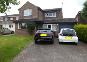 Thumbnail 4 bed detached house for sale in Limes Road, Hardwick, Cambridge
