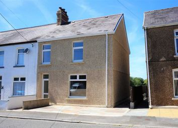 Thumbnail 3 bed semi-detached house for sale in Gorsddu Road, Penygroes, Llanelli
