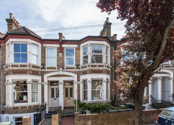 Thumbnail 1 bed flat for sale in Drakefell Road, Brockley