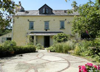 Thumbnail Farmhouse for sale in Near Felingwm Isaf, Nantgaredig, Carmarthen, Carmarthenshire